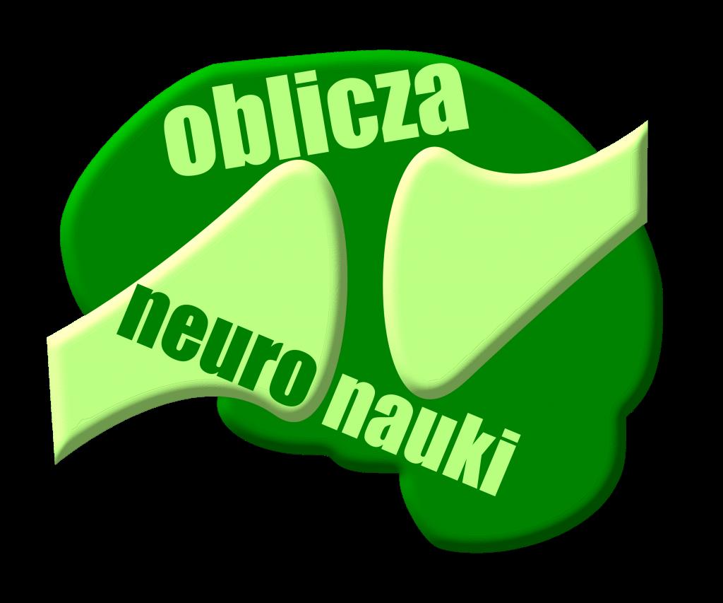"""Logo """"Oblicza Neuronauki"""""""
